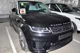 Land Rover Range Rover Sport. ЧЕРНЫЙ (SANTORINI BLACK)