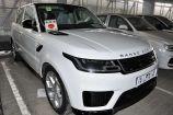 Land Rover Range Rover Sport. БЕЛЫЙ (FUJI WHITE)