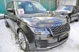 Land Rover Range Rover. СЕРЫЙ (WAITOMO GREY)
