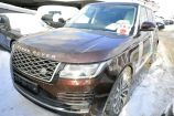 Land Rover Range Rover. ROSELLO RED