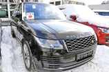 Land Rover Range Rover. ЧЕРНЫЙ (SANTORINI BLACK)