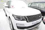 Land Rover Range Rover. БЕЛЫЙ (FUJI WHITE)