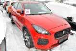 Jaguar E-Pace. FIRENZE RED