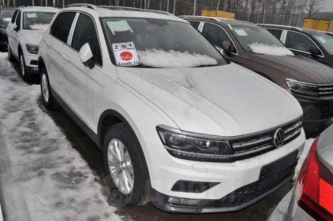 Volkswagen Tiguan, 2018 год, 1 856 700 руб.