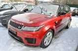 Land Rover Range Rover Sport. КРАСНЫЙ (FIRENZE RED)