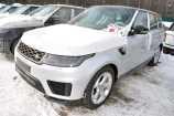 Land Rover Range Rover Sport. СЕРЕБРИСТЫЙ (INDUS SILVER)