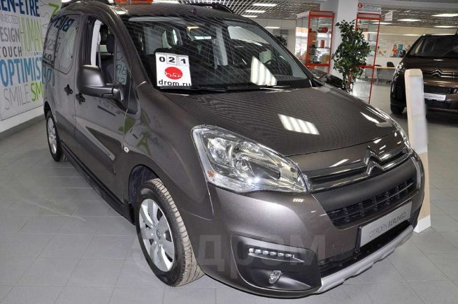 Citroen Berlingo, 2018 год, 1 383 000 руб.