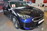 Kia Stinger. DEEP CHROMA BLUE (D9B)