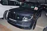 Land Rover Range Rover. ПЕПЕЛЬНО-СЕРЫЙ (CORRIS GREY)