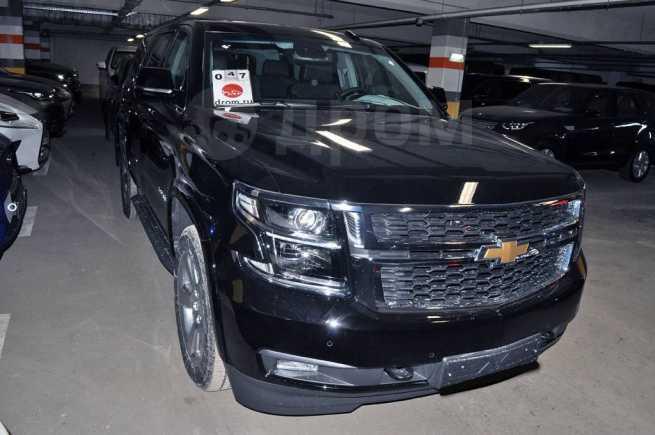 Chevrolet Tahoe, 2018 год, 4 095 000 руб.