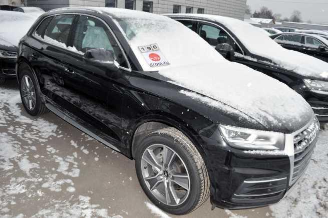 Audi Q5, 2017 год, 3 485 000 руб.
