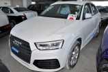 Audi Q3. БЕЛЫЙ (CORTINA WHITE) (B4B4)
