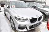 BMW X3. СЕРЕБРИСТЫЙ ЛЕДНИК, МЕТАЛЛИК (A83)
