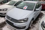Volkswagen Polo. БЕЛЫЙ `SILVER`, МЕТАЛЛИК