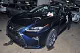 Lexus RX300. ТЕМНО-СИНИЙ (8X5)
