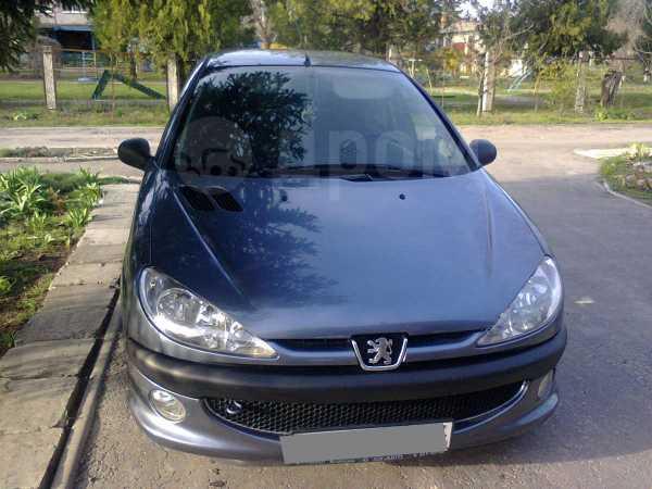 Peugeot 206, 2007 год, 256 000 руб.