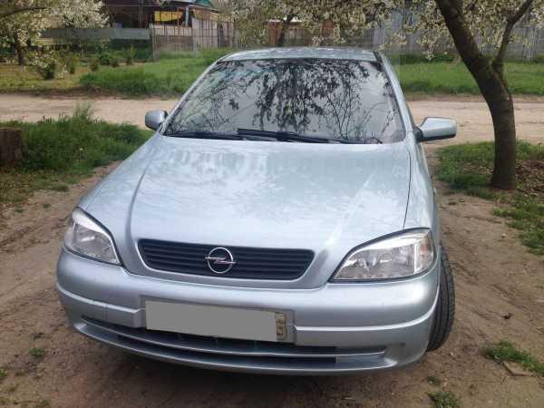 Opel Astra, 2002 год, 218 000 руб.