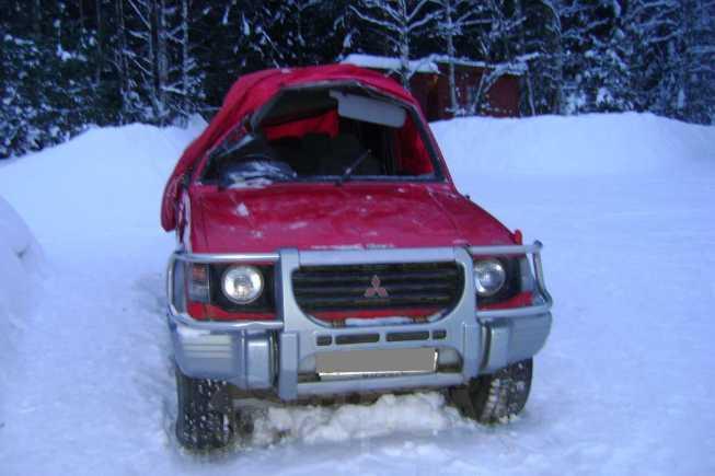 Mitsubishi Pajero, 1996 год, 95 000 руб.