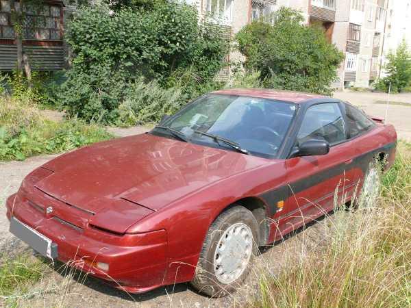 Nissan 200SX, 1990 год, 250 000 руб.