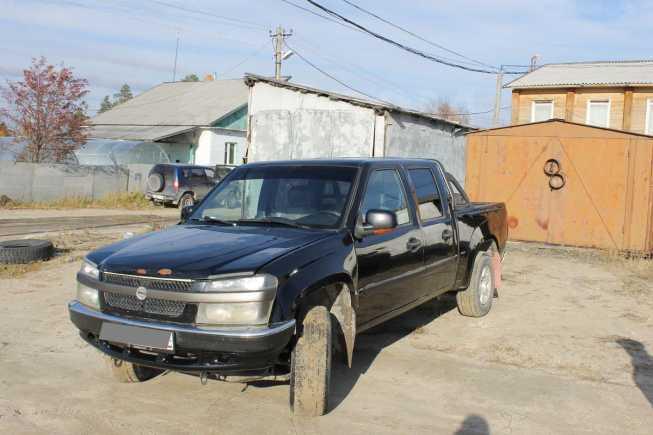 Derways Plutus, 2007 год, 220 000 руб.
