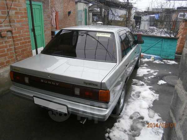 Nissan Sunny, 1989 год, 25 000 руб.