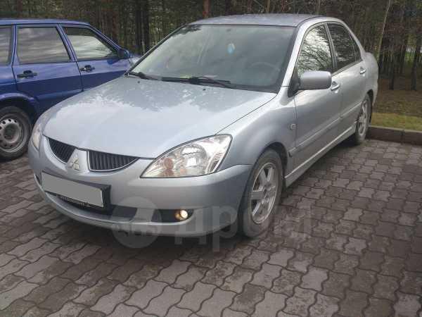 Mitsubishi Lancer, 2005 год, 340 000 руб.