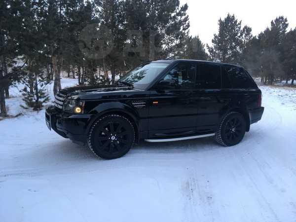 Land Rover Range Rover Sport, 2007 год, 1 200 000 руб.