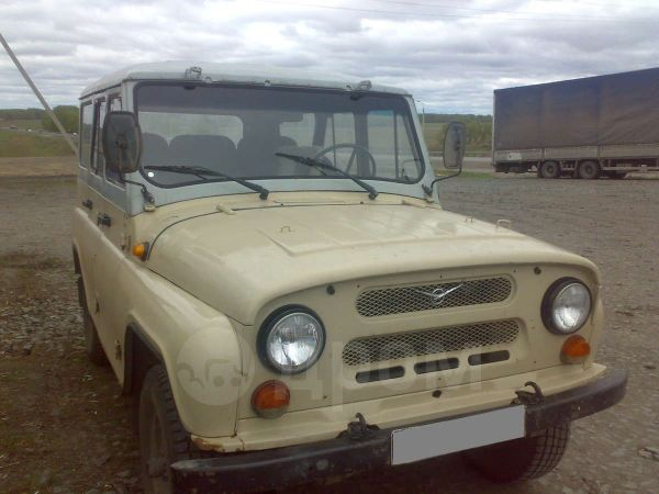 УАЗ 3151, 1994 год, 160 000 руб.
