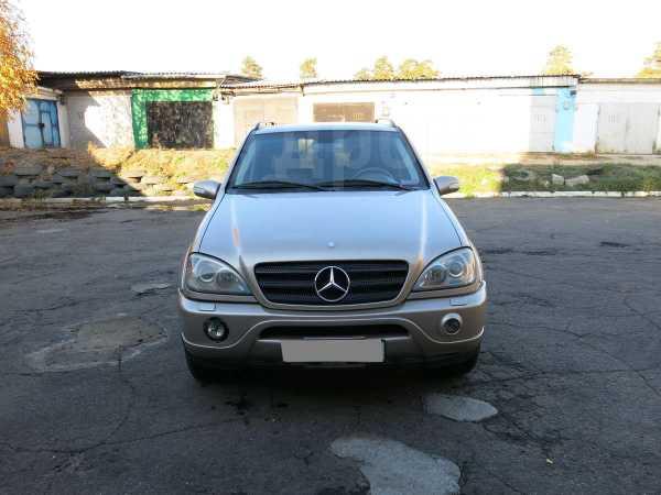 Mercedes-Benz M-Class, 2002 год, 650 000 руб.
