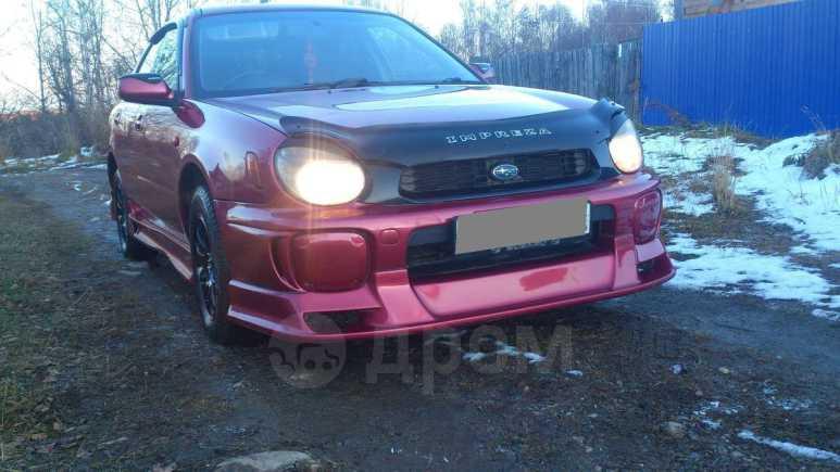 Subaru Impreza, 2000 год, 229 000 руб.