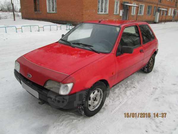Ford Fiesta, 1991 год, 52 000 руб.