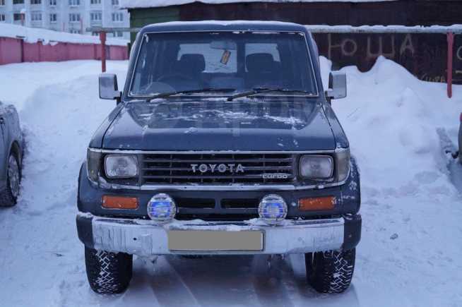 Toyota Land Cruiser Prado, 1992 год, 390 000 руб.