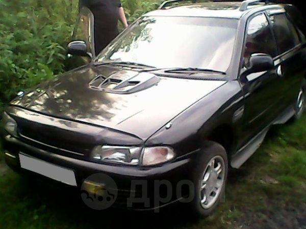 Mitsubishi Libero, 1993 год, 55 000 руб.