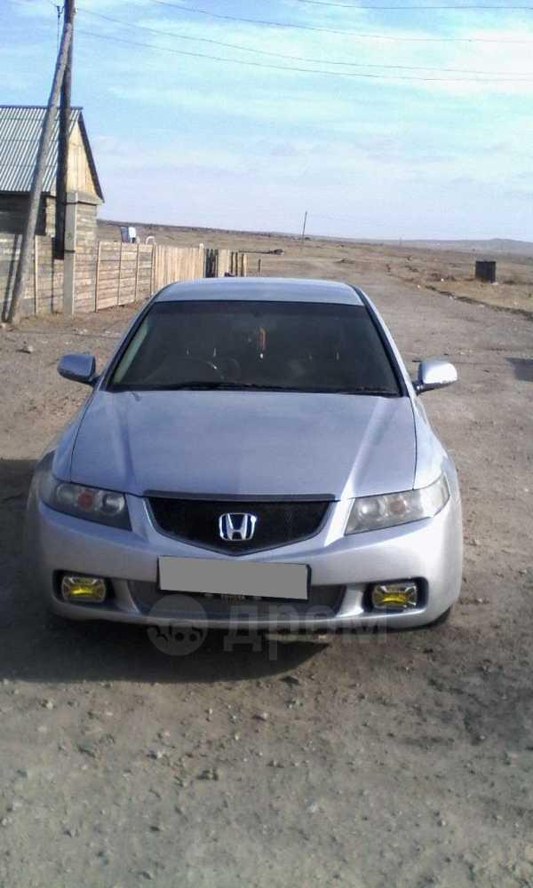 Honda Accord, 2003 год, 450 000 руб.
