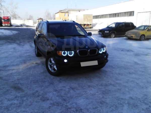 BMW X5, 2001 год, 490 000 руб.