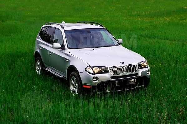 BMW X3, 2007 год, 740 000 руб.