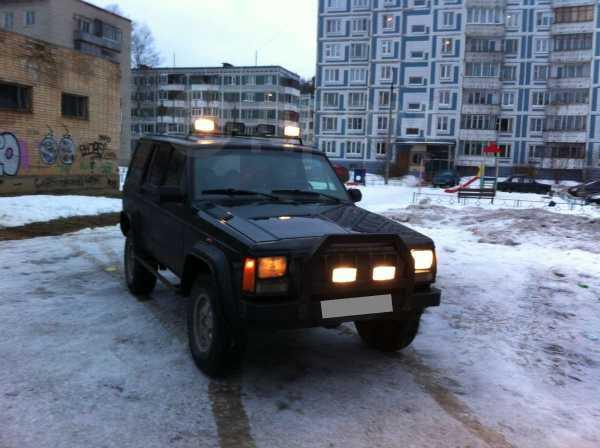 Jeep Cherokee, 1989 год, 220 000 руб.