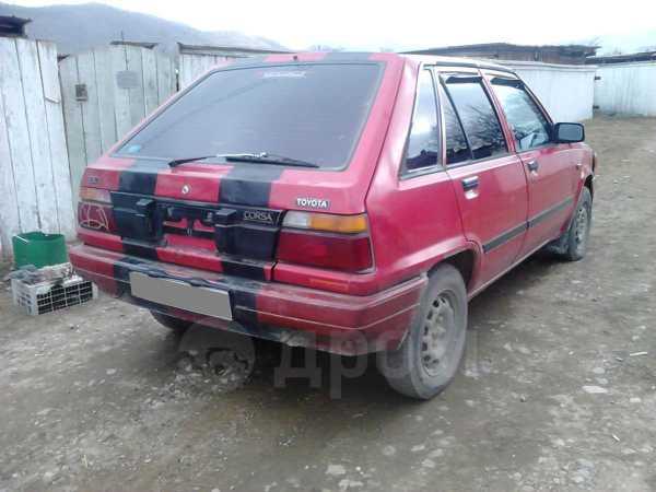 Toyota Corsa, 1986 год, 38 000 руб.