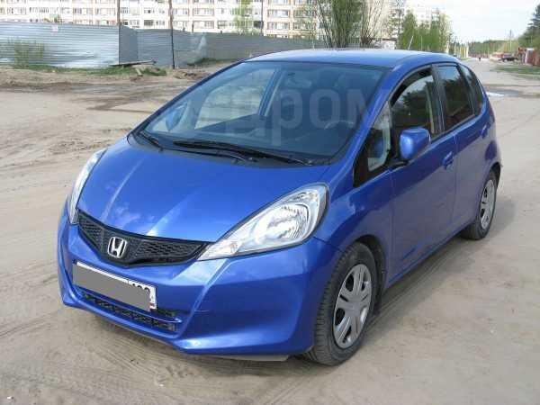 Honda Jazz, 2011 год, 550 000 руб.