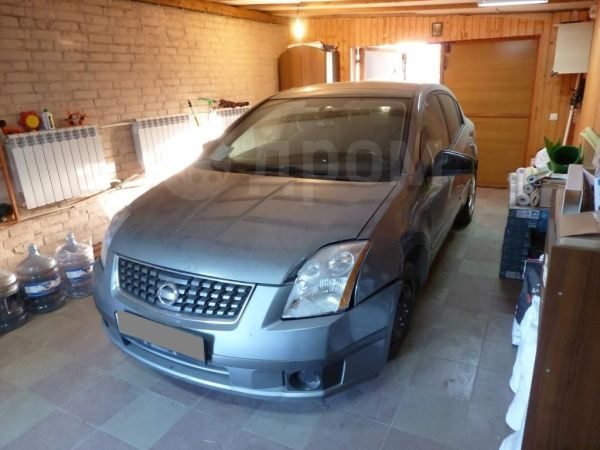 Nissan Sentra, 2007 год, 250 000 руб.