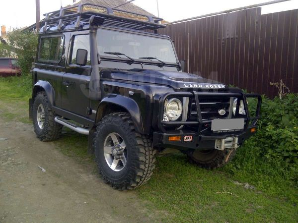 Land Rover Defender, 2008 год, 1 350 000 руб.