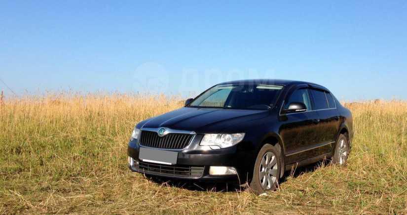Skoda Superb, 2012 год, 820 000 руб.