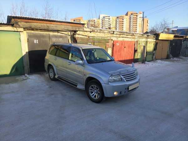 Suzuki Grand Escudo, 2003 год, 450 000 руб.