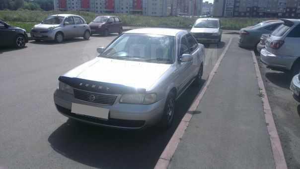 Nissan Sunny, 2003 год, 189 000 руб.