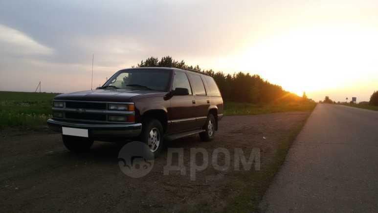 Chevrolet Tahoe, 1995 год, 750 000 руб.