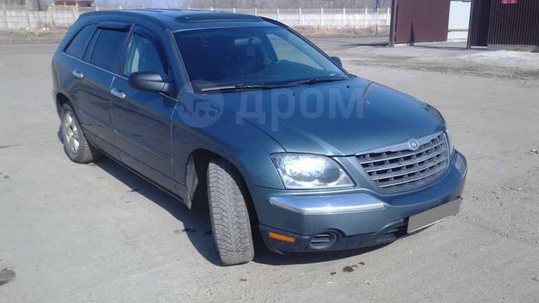 Chrysler Pacifica, 2004 год, 500 000 руб.
