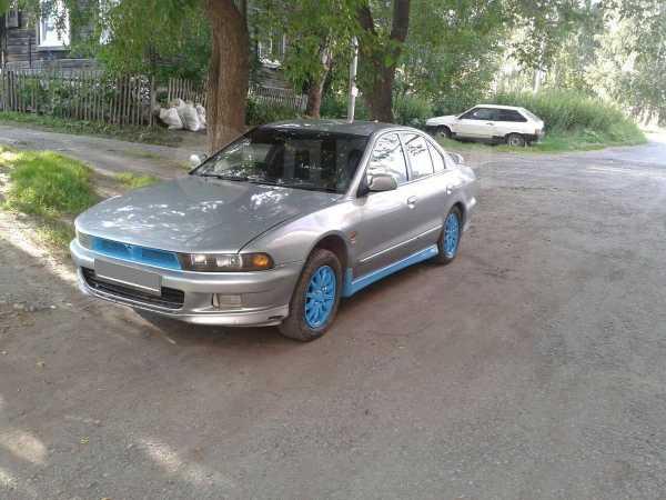 Mitsubishi Galant, 1997 год, 112 000 руб.