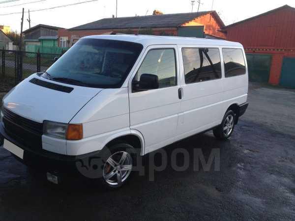 Volkswagen Caravelle, 1993 год, 500 000 руб.