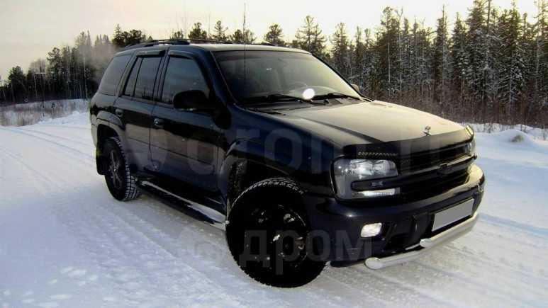 Chevrolet TrailBlazer, 2007 год, 700 000 руб.