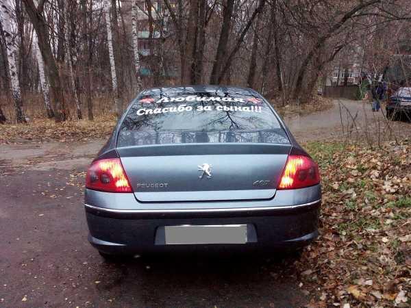 Peugeot 407, 2007 год, 290 000 руб.